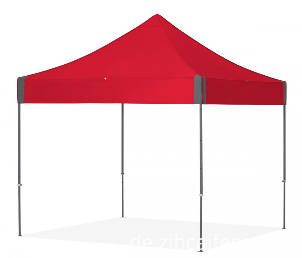 Event Tent With Sliding Door