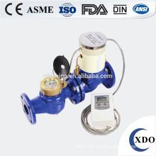 Contador del agua pagado por adelantado gran diámetro con sistema super