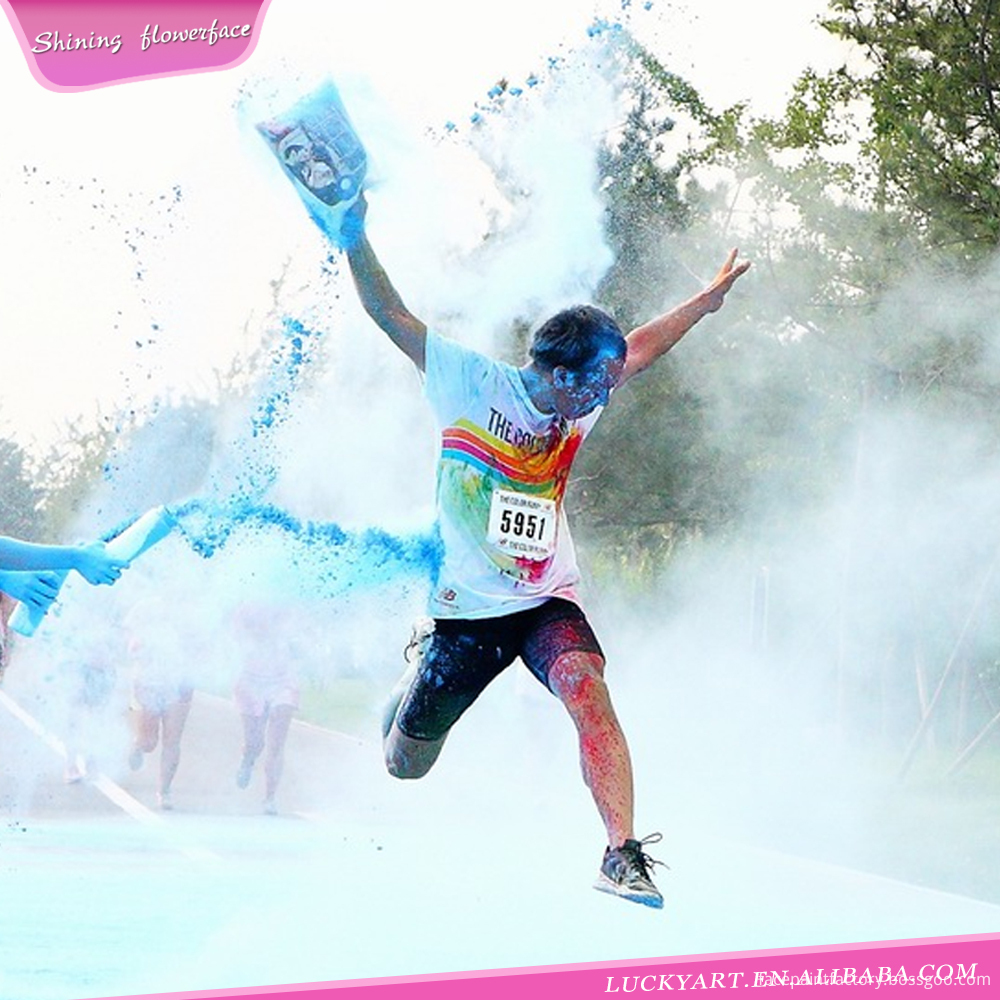 Color Run Powder