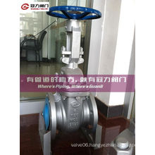 ANSI 16.5 Gate Valve with Ce ISO API Certifications