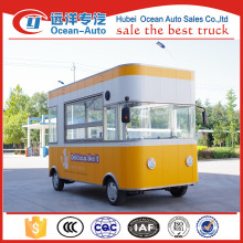 High Quality Mobile Food Cart China Supplier