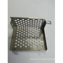 OEM Metal que estampa piezas para los componentes de maquinaria