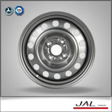 Rodas de cromo Rodas de carro Steel Rim em 5.5x14