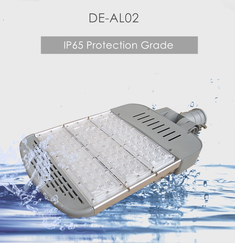 de-al02 led street lumunaire delight eco energy