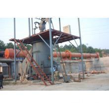 2015 New Type Qm 1.5 M Coal Gasifier Good Saling in India