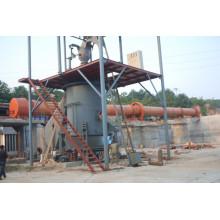 2015 o novo tipo Qm M 1,5 carvão Gasifier Saling boa na Índia