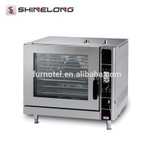 Restaurant Professional Elektro-6-Fach-Combi-Dampfgarer