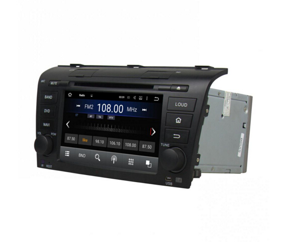 Android 7.1 Car dvd for MAZDA 3