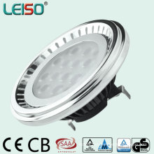 LED de alta luminosidad AR111 con regulable