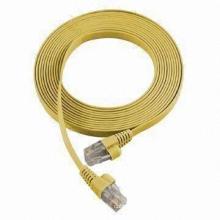 UTP CAT6 cabo de remendo Flat / Wire fazer na China