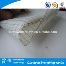 Proveedor de filtro de bolsas de tela para filtro prensa