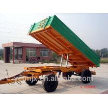 Remorque de tracteur de matériel agricole à vendre, remorque de tracteur de ferme