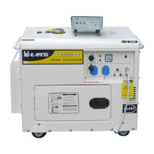 2-5kw Silent Power Diesel Generator Set (DG6500SE New Type)