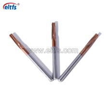 Tungsten Carbide Spiral Groove Reamer for CNC Machine Reaming