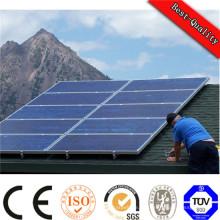Kleines tragbares HauptSolarstromsystem mit Licht, Gebühr, Sonnenkollektor-Batterie