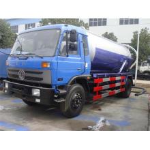 Dongfeng 190HP 10m3 camión aspirador al vacío