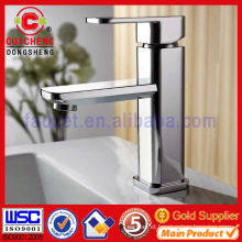 New fashion single handle brass basin mixer for lavatory with good quality,professional faucet manufacturer in kaiping china