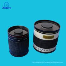Lente do espelho de 500mm F8 para câmeras de SAMSUNG DIGITAL
