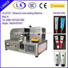 Máquina ultra-sônica da selagem do tubo branco plástico de 10ml