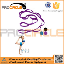 Procircle Yoga Strap With Loops Daisy Chain 18MM Width