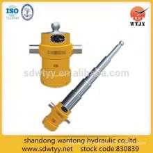telescopic marine hydraulic cylinder