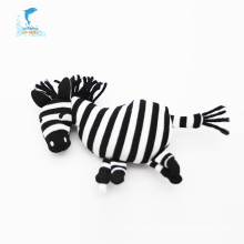 Hot sale zoo animal stuffed zebra