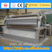 tipo de conducción de calor que rota el equipo de secado continuo