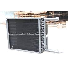 Échangeur de chaleur refroidi à l'air pour la condensation / l'évaporation