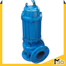 Pompe de bassin à eaux usées submersible centrifuge de 400 m3 / h