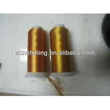 100% rayal Hilo de bordado de alta calidad