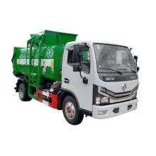 Nouveau design camion à ordures de cuisine de collecte des ordures