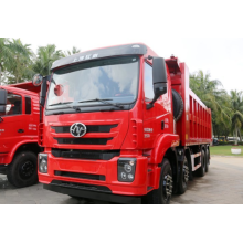 Safety Operation Hongyan 340HP 8*4 Tractor Truck