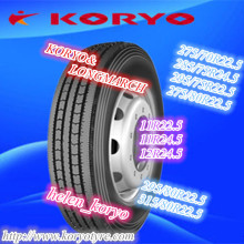 China Truck Tire 275/70r22.5 Steel Position Tyre