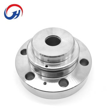 CNC-Wasserstrahlpumpenschneider Herstellung der Endkappe