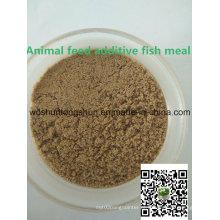 Refeição com proteína de peixe 65%
