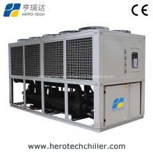High Efficiency 100tr/350kw Air Cooled Screw Chiller with R22/R407c/R134A