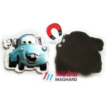 car design sticker with magnet