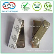 металлические значки магнит