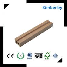 Largeur de poutre WPC durable à haute densité pour le décalage composite, la quille WPC