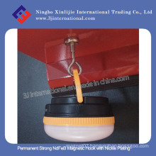 Permanent Strong NdFeB Magnetic Hook with Nickle Plating