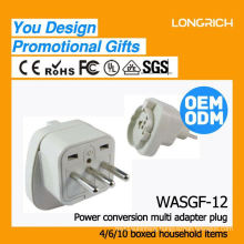 hight quality products multiple socket with usb,ce rohs approved electric sockets german
