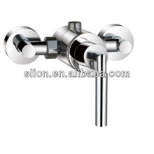 WRAS thermostatic shower mixer