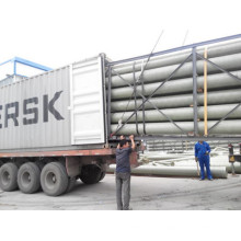 Pultruded High Strengh FRP Pipe GRP Pipe Fiberglass Pipe