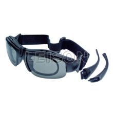 Tactical/safety Glasses anti-UV anti-fog, ballistic defence
