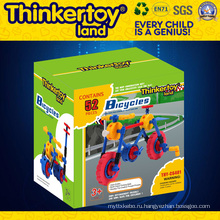 Образовательные пластиковые автомобилей Трансформируемые игрушки для мальчика