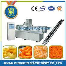 corn puff snack extruder machine