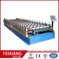 Glazed Steel Roof Sheet Roll Forming Equipment