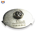 High Quality OEM Custom Metal Lapel Lencana Lencana