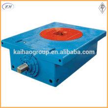 Perforación mesa giratoria, tabla rotativa de perforación de petróleo, mesa giratoria zp375