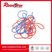 Precio favorable colores reflectante cuerda de seguridad